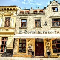 Hotel u České koruny, hotel in Hradec Králové