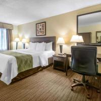 Quality Inn Daytona Speedway - I-95, hotel near Daytona Beach International Airport - DAB, Daytona Beach