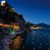 Hotel Santa Caterina, отель в Амальфи