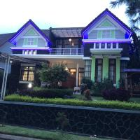 Eton Asia Kota Bunga Villas, hotel in Cipanas, Puncak