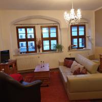 Appartement im Stadtschreiberhaus Delitzsch, отель в городе Делич