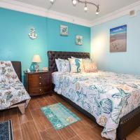 Ocean view studio condo., hotel in Daytona Beach