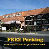 Mardi Gras Hotel & Casino, hotel en Las Vegas