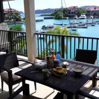 Eden Island luxury apartment sea view, hotel in Eden Island