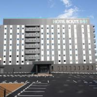 Hotel Route-Inn Ishioka, hotel near Ibaraki Airport - IBR, Ishioka