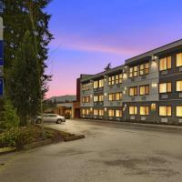 Best Western Cowichan Valley Inn, hotel em Duncan