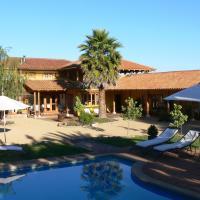 Hotel Posada Colchagua, hotel en Santa Cruz