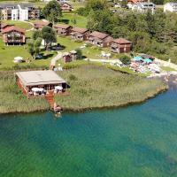 Lake Resort Pressegger See, hotel in Hermagor