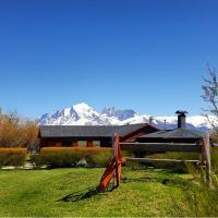 Estancia Tercera Barranca, Hotel in Torres del Paine