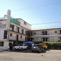 Hotel San Luis de Nogales, hotel in Heroica Nogales