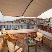Rosalia Apartments, ξενοδοχείο στη Χάλκη