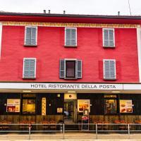 Hotel della Posta, отель в городе Бьяска