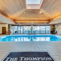 The Thompson Hotel, hotel in Kamloops