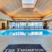 The Thompson Hotel, hotel em Kamloops