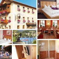 Gasthof zum Bäckerwirt, hotel v destinaci Chamerau
