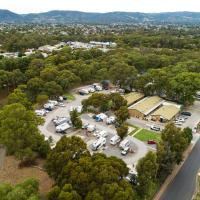 Windsor Gardens Caravan Park, hotel em Adelaide