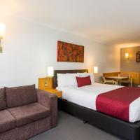 Hermitage Motor Inn, hotel em Wangaratta