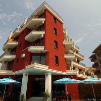 Salena Plaza Hotel, hotel in Primorsko
