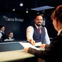GENO Hotel Betriebgesellschaft mbH, отель в городе Рёсрат