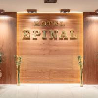 Hotel Epinal, hotel in Bitola