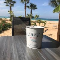 Beach Studio Mare, hotel in Rabil
