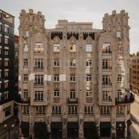 El Môderne Hotel, hotel in Gijón