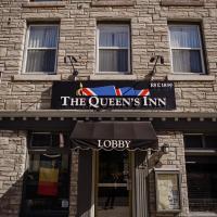 The Queen's Inn, hotel em Kingston