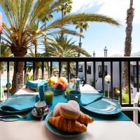 Luxury Bungalow Seaview - Sun Club Maspalomas, hotel in San Bartolomé