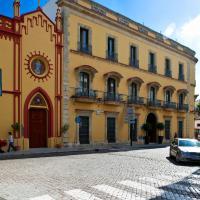 Itaca Hotel Jerez, отель в городе Херес-де-ла-Фронтера