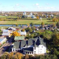 Отель Кремлевский, отель в Суздале