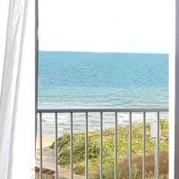 Window on the beach