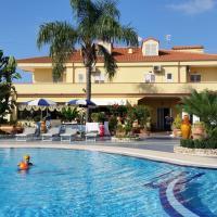 Hotel Damanse, hotell i Santa Domenica