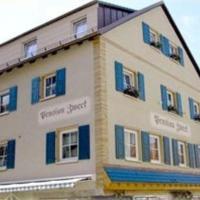 Pension Zweck, hotel in Gößweinstein