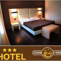 Hotel Sogni D'Oro Airport, hôtel à Sant'Eufemia Lamezia près de: Aéroport international de Lamezia Terme - SUF