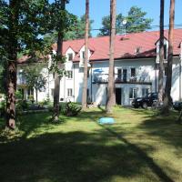 MIRA-MAR – hotel w Pogorzelicy