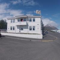 Dalvík Hostel Gimli, hótel á Dalvík