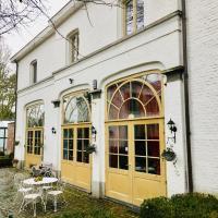 Koetshuis Bosdam, отель в городе Беверен