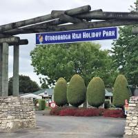 Otorohanga Kiwi Holiday Park, hotel in Otorohanga