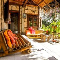 Las Cabañas de la Iguana, hotel em Ayampe