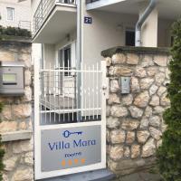 Villa Mara, hotel in Golubac