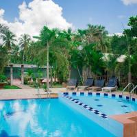 Tishan Holiday Resort, отель в Полоннаруве