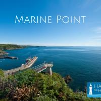 Marine Point, Mevagissey - sensational cliff top views of harbour and bay