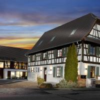 AU PETIT PONT, hotel in La Wantzenau