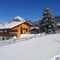 Entre Lac Et Montagnes, hotel in Bernex