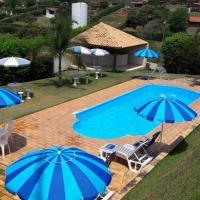 Pousada Vale das Maritacas, hotel in Monte Alegre do Sul