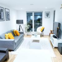 Stylish 2Bed Room Apartment near Salford Quay