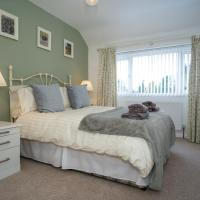 Garden View - 3 bedrooms for up to 5 guests ideal for NEC, HS2, BHX, Solihull