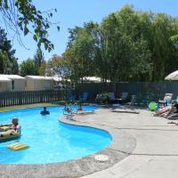 Glenmark Holiday Park, hotel en Timaru