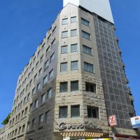 Check In Matsuyama, отель в городе Мацуяма
