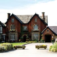 The Villa Country House Hotel, hotel in Wrea Green